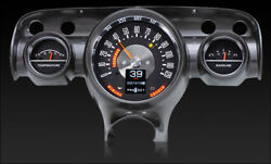 Classic Retrotech 1957 Chevy Car Gauge Instruments Package Rtx-57c-x
