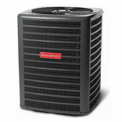 Goodman GSX13 - 3 Ton - Air Conditioner - 13 Nominal SEER - Single-Stage - R-...