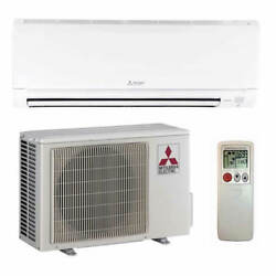 Mitsubishi - 9k Btu Cooling Only - M-series Wall Mounted Air Conditioning Sys...