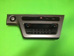 2016 Hyundai Sonata AC Temperature Climate Control UNIT  PART: 97250-E6240 OEM
