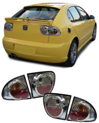 Replacement Tail Lights For Seat Leon 1m 4/1999-10/2005 Model Lexus Style