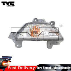 TYC Turn Signal Light Lamp Assembly Front Right 1PC For Mazda 3 2014-2015
