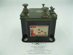 Hartman Electrical Reverse Current Relay A-7002c-7