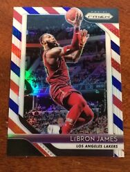 2018-19 Prizm You Pick Veterans Red White Blue Prizm Lebron Curry Durant 1-300