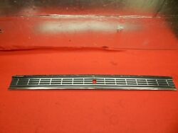 Used 68 Ford Galaxie 500 Rear Luggage Compartment Finish Panel C8az-54425a02-a