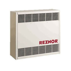 Reznor Emc-10 Electric Cabinet Unit Heater, Wall Mounted, Hg2 Config, 208v, 3...