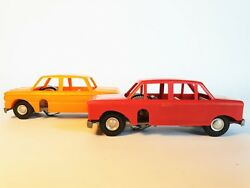 70s Ultra Rare Wind Up Ussr Vintage Toy Cars