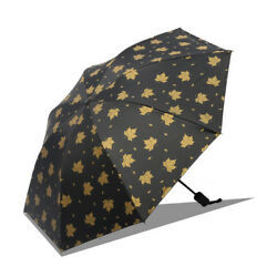 8 Ribs Rain Umbrella Compact Folding Women Travel Pocket Sun Totes Umbrellas US $13.99