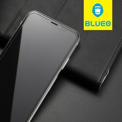 BLUEO® Pure 3D Soft Edge Privacy Glass Screen Protector for iPhone X Xr Xs Max