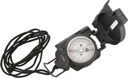Military Tritium Lensatic Compass Swat Od Us Army Issue, Made In Usa Cgb3h