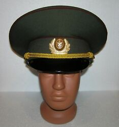 Vintage Russia  MILITARY CAP  CAP OF A RUSSIAN SOLDIER  MILITARY UNIFORM