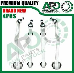 4PCS Front Lower Right Left Control Arms For FORD FALCON FG G6E XR6 XR8 XT