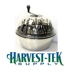 Harvest-tek Supply 19 Pro-cut Bowl Trimmer W/ Clear Top, Spin Cut Pro Bay Hydro
