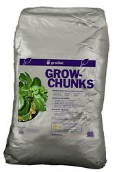 GroDan Rockwool Grow Chunks - CASE 3 - 2 CUFT Bags Cubes SAVE $$ W BAY HYDRO