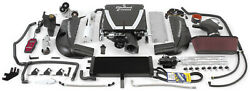 Edelbrock 1594 E-Force Stage-2 Track Systems Supercharger System Fits Corvette