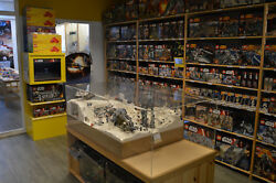 HUGE !  Star Wars Hoth Base Lego MOC  Assault on Hoth  The Empire Strikes Back