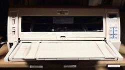 Used Ace 7450 Impact Printer For Finance 1 Available - Dealership Closure Sale