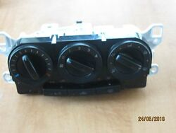 07 08 09 MAZDA CX-7 CLIMATE CONTROL PANEL TEMPERATURE UNIT AC HEATER