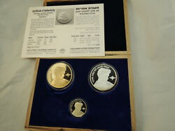 25th Anniversary Entebbe Operation Jonathan Campaign Gold Silver Bronze Medals