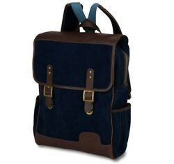 CALLAWAY TOUR AUTHENTIC BACKPACK LEATHER CANVAS DESIGN NEW $54.99