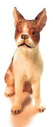 World of Dogs Boston Terrier Small Figurine Resin