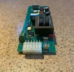 Not Working-napoleon Nps45 / Npi45 Pellet Stove/insert Electronic Control Board