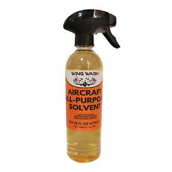 Wing Wash - Aircraft All-purpose Solvent - Case