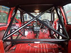 Mk5 Ford Fiesta Bolt In Multipoint Roll Cage - Motorsport Uk Compliant