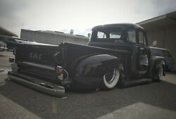 1947 To 1954 Chevy/gmc Truck Bagged Rear Suspension Complete Lay Frame Kustom