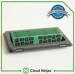 384gb 6x64gb Pc4-17000p-l Ddr4 Load Reduced Memory Ram For Dell Poweredge R430