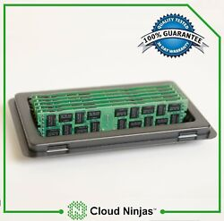 384gb 6x64gb Pc4-19200t-l Ddr4 Load Reduced Memory Ram For Dell Poweredge R740