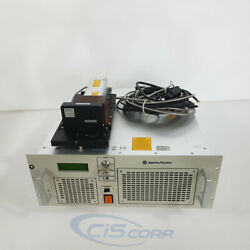 Spectra-physics Laser Power Supply And Bl6-106q70 Laser Head J40-8s40 And Bl6-106q70