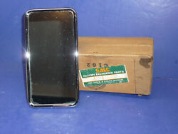 Nos Gm Vintage Gmc Truck Accessory Sideview Mirror Head Ct5