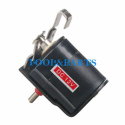 New Shut Off Solenoid For Stanadyne / Roosamaster Injection Pump 6.2 6.9 7.3 5.7