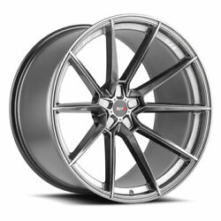 22 Savini Sv-f4 Graphite Forged Concave Wheels Rims Fits Cadillac Cts V Coupe