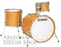Yamaha Absolute Hybrid Maple Drum Shell Set - Vintage Natural - 22x14-12-16 New