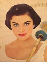 Vintage Magazine Print Ad Ads Photoplay May 1958 Ivory Soap
