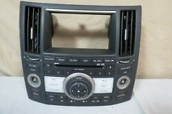 ✅ 06 07 08 Infiniti FX35 FX45 6 CD Radio MP3 Player Climate Control NO NAVI OEM