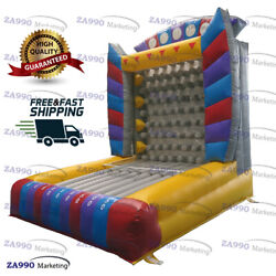 13x10ft Inflatable Plinko Pinko Carnival Sport Game With Air Blower