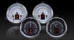 Retro 1954 And 1955 First Series Chevy Pickup Truck Hdx Instruments