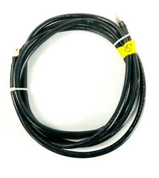Pacer Black Battery Cable 1 Awg 15and039 With Terminal Ends Boat / Marine