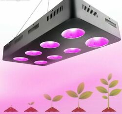 Grow Lights Panel Led Bulb Plant Growing Equipment Hydroponic Flower Seeds Lamps