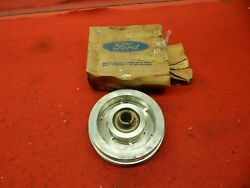 Nos 68 Ford Mercury Air Conditioning Compressor Clutch And Pulley C9az-2884-h