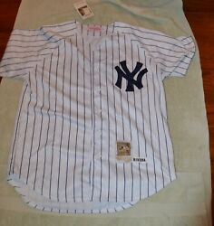 Mitchell And Ness Mariano Rivera New York Yankees Sz. Xl New With Tag