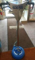 Hydro Force Sx-15 Tile And Grout Cleaning Spinner Wand Aw105 New