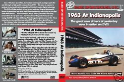 1963 Indy 500 Parnelli Jones - Design And Building Of The Lotus Fords Color Dvd