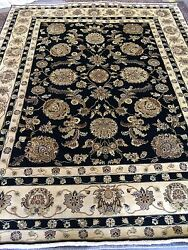 Beautiful Wool Area Rug - Used in a Smoke Pet and Shoe-Free Home - MUST SEE!!