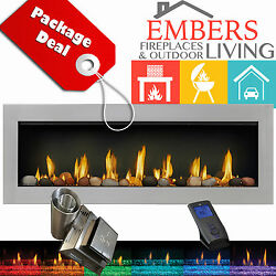 NAPOLEON LV50 Linear Gas Fireplace 50