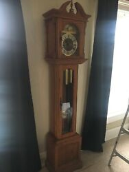 Grandfather Clock Emperor Model With West German Model 100m Movement