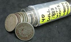 1 Roll 40 Cull 1883 With Cents Liberty V Nickels